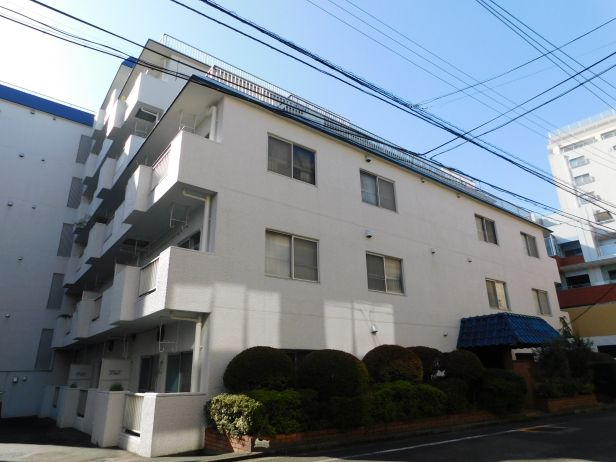 自由ヶ丘第5マンション