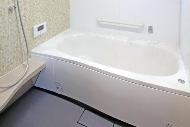 住まい通信 | 高さが低めの浴槽...
